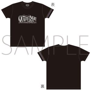 うたの☆プリンスさまっ♪QUARTET NIGHT LIVEエボリューション2017 Tシャツ