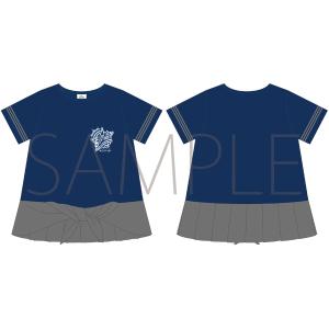 うたの☆プリンスさまっ♪ マジLOVELIVE 6th STAGE Tシャツ NAVY/LADEIS M 【受注生産】