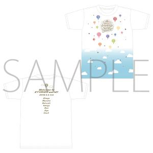 うたの☆プリンスさまっ♪ ST☆RISHファンミーティング 「Welcome to ST☆RISH world!!」 Tシャツ