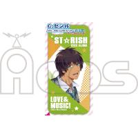 うたの☆プリンスさまっ♪ マジLOVEレボリューションズ iPhone5s/5ケース用着せ替えシート/セシル