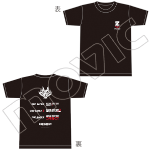 GOD EATER 7th ANNIVERSARY Tシャツ