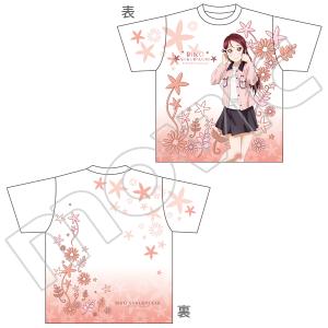 ラブライブ!サンシャイン!! フルグラフィックTシャツ 桜内梨子