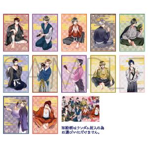 天下統一恋の乱 Love Ballad 華の宴 トレーディングポストカード(3枚組)