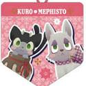 青の祓魔師 リフレクター/C クロ&メフィスト犬
