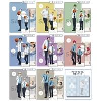 黒子のバスケ チケットファイルコレクション