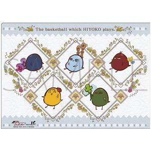 黒子のバスケ プロダクションI.G「ひよこのバスケ」 クリアファイル A