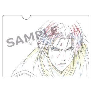 プロダクション I.G 原画クリアファイル「黒子のバスケ」 第6弾 G:高尾