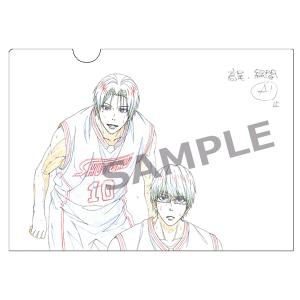 プロダクション I.G 原画クリアファイル「黒子のバスケ」 第6弾 H:緑間・高尾