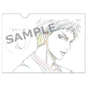 プロダクション I.G 原画クリアファイル「黒子のバスケ」 第6弾 J:赤司