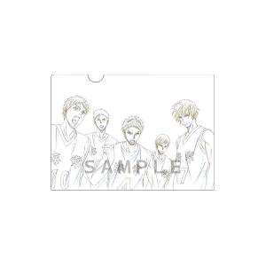 プロダクション I.G 原画クリアファイル 「黒子のバスケ」 第7弾・海常メンバー