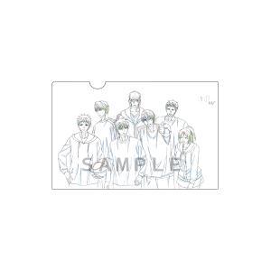 プロダクション I.G 原画クリアファイル 「黒子のバスケ」 第8弾・キセキの世代
