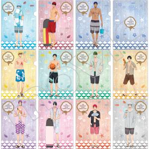 黒子のバスケ クリアファイルコレクション