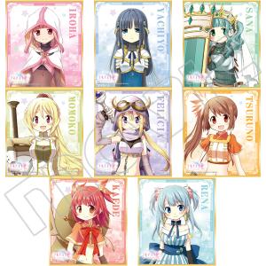 マギアレコード 魔法少女まどか☆マギカ外伝 ミニ色紙コレクション vol.1