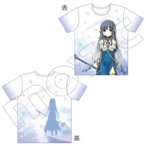 マギアレコード 魔法少女まどか☆マギカ外伝 フルグラフィックTシャツ 七海やちよ
