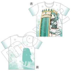 マギアレコード 魔法少女まどか☆マギカ外伝 フルグラフィックTシャツ 二葉さな