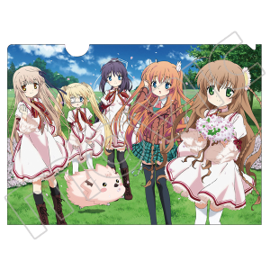 Rewrite クリアファイル