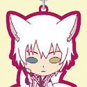 妖狐×僕SS ラバーストラップ/A御狐神