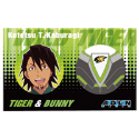 TIGER&BUNNY 缶バッジセット/A 虎徹