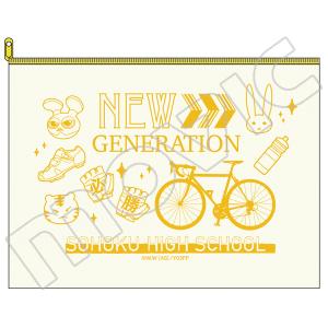 弱虫ペダル NEW GENERATION マルチポーチ 総北