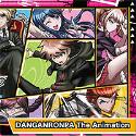 ダンガンロンパ 希望の学園と絶望の高校生 The Animation クリアファイル
