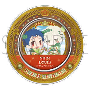 【AGF2017】KING OF PRISM プリズムキングダム マグネット付き缶入りキャンディ C.シン&ルヰ