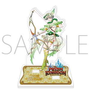 【AGF2017】KING OF PRISM プリズムキングダム アクリルスタンド 如月ルヰ