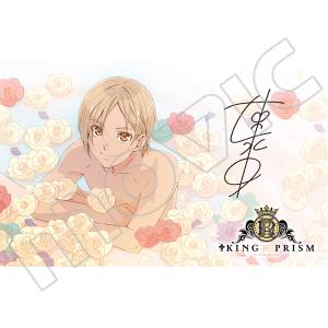 KING OF PRISM by PrettyRhythm ビッグタオル 速水ヒロ生誕祭バージョン