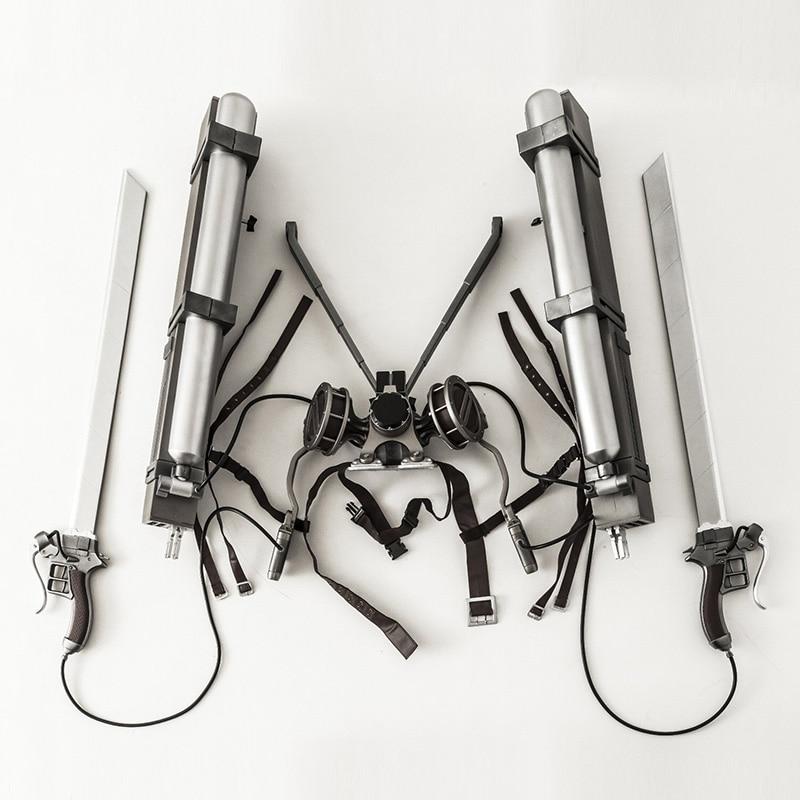進撃の巨人 1/1スケール 立体機動装置