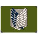 進撃の巨人 団旗 調査兵団