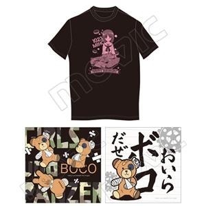 ガールズ&パンツァー 劇場版 西住みほ誕生日セット(XLサイズ)