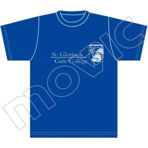 『ガールズ&パンツァー 劇場版』 Tシャツ(聖グロリアーナ女学院/L)