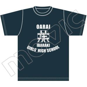 『ガールズ&パンツァー 劇場版』 Tシャツ(大洗女子学園/M)