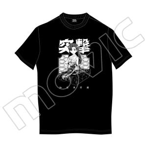 ガールズ&パンツァー 劇場版  Tシャツ(西)XL