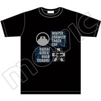 ガールズ&パンツァー最終章 Tシャツ XL