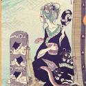 鬼灯の冷徹 クリアファイル/お香
