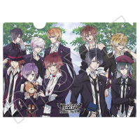 DIABOLIK LOVERS MORE,BLOOD クリアファイル
