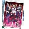 K RETURN OF KINGS ミニメタルポスター 吠舞羅