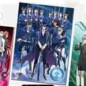 K RETURN OF KINGS ミニメタルポスター セプター4