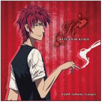 K RETURN OF KINGS ミニタオル A:周防