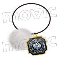 K RETURN OF KINGS ヘアゴム A:白銀のクラン