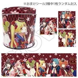 ツキウタ。春のファン祭り2016 缶入りチョコ/Fluna