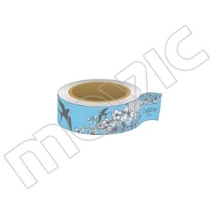 ツキウタ。 マスキングテープ caelum
