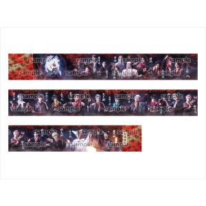 「ツキステ。6幕」紅縁絵巻