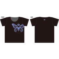 ツキウタ。 Tシャツ/1月