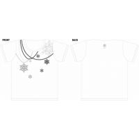 ツキウタ。 Tシャツ/11月