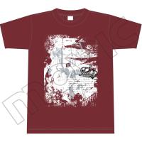ツキウタ。 ブロマイド付きTシャツ A:1月