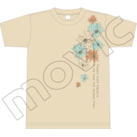 ツキウタ。 ブロマイド付きTシャツ I:9月