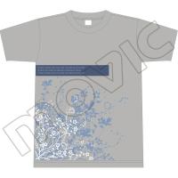 ツキウタ。 ブロマイド付きTシャツ K:11月