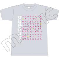 ツキウタ。 ブロマイド付きTシャツ L:12月