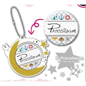 ツキウタ。 THE ANIMATION 缶バッジホルダー B:Procellarum
